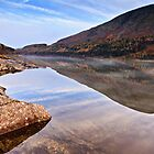 Autumnal Thirlmere, Cumbria. UK by David Lewins