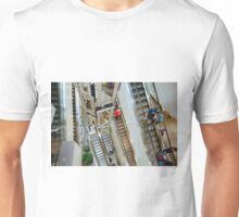 Escaletors at Kodak Theatre Mall Unisex T-Shirt