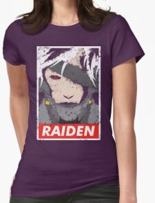 The Ripper Womens Fitted T-Shirt