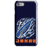 Jonah Illustration iPhone Case/Skin
