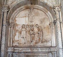 Baptism of Christ by Lee d'Entremont