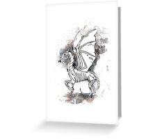 Harry Potter Thestral Greeting Card