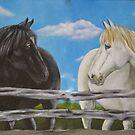 HORSES  by Noelia Garcia