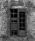 Tuscan Barn Window by pmreed