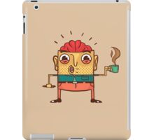 Coffee Man iPad Case/Skin