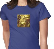 Going for GOLD - JUSTART © Womens Fitted T-Shirt