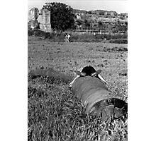 no title Photographic Print
