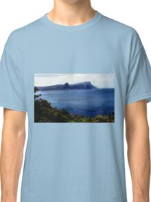 False Bay from Cape Point, South Africa Classic T-Shirt