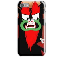 Foolish Samurai Warrior iPhone Case/Skin