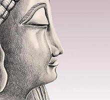 humble buddha by symea