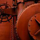 Industrial Rouge by Virginia Kelser Jones