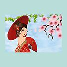 Geisha (12595  views) by aldona