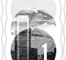 410 // Baltimore Sticker