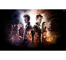 The Time Wars Photographic Print