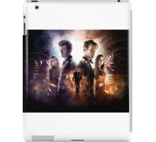 The Time Wars iPad Case/Skin