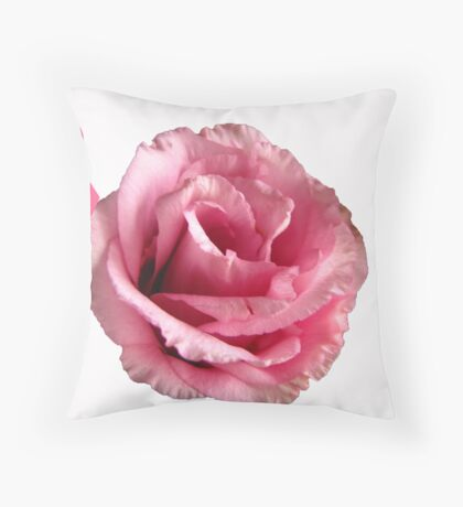 October is Breast Cancer Awareness Month!!! Throw Pillow