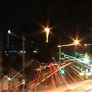 Friday Night traffic by aussieazsx