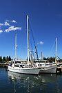 Bermagui Boat Harbour by Darren Stones
