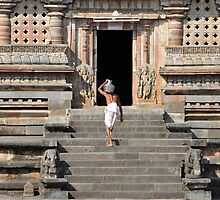 Water for Vishnu by lamiel