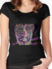 Raoul Duke- Fear & Loathing in Las Vegas Women's Fitted Scoop T-Shirt