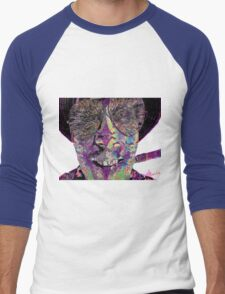 Raoul Duke- Fear & Loathing in Las Vegas Men's Baseball ¾ T-Shirt