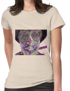 Raoul Duke- Fear & Loathing in Las Vegas Womens Fitted T-Shirt