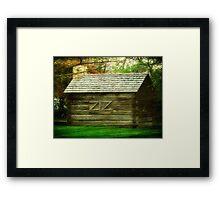 Mi Casa Su Casa ©  Framed Print