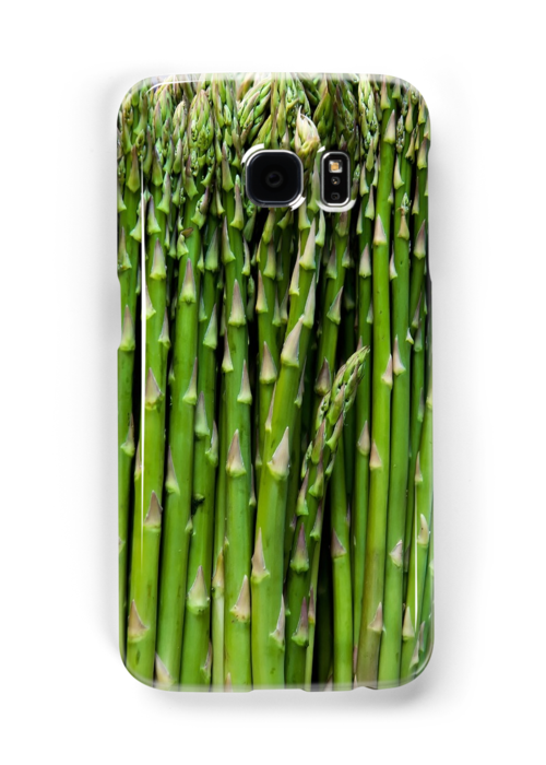 Asparagus by Eyal Nahmias