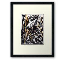They can't all be pretty... Framed Print
