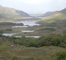 """Ladies View""Killarney National Park,Co.Kerry,Ireland, by Pat Duggan"