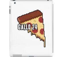 Gallo pizza iPad Case/Skin