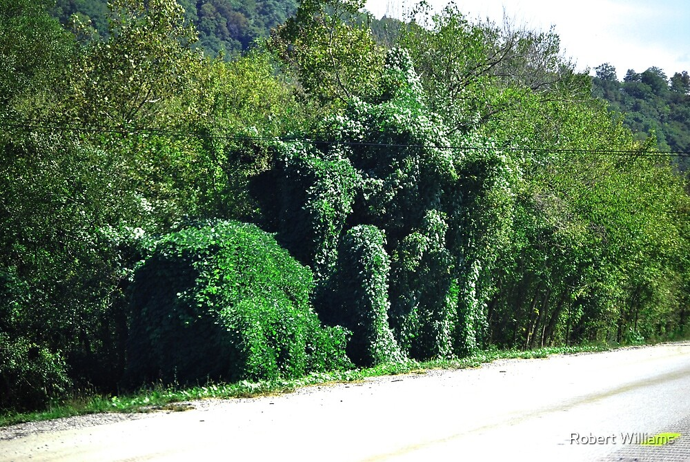 Kudzu Monster by Robert Williams