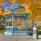 Grant Notley Park Gazebo by JCBimages