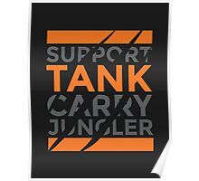 Tank Only Poster
