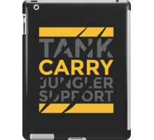 Carry Only iPad Case/Skin
