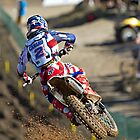 Team USA's Trey Canard - 2010 Red Bull MX of Nations by Craig Durkee