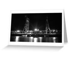 Bridgewater Bridge Greeting Card