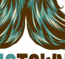 Motown. Sticker