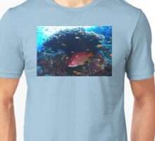 UNDER THE TABLES Unisex T-Shirt