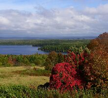 East Grand Lake - Danforth, Maine by MaryinMaine