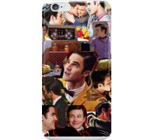 Kurt & Blaine Collage iPhone Case/Skin