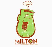 Milton the Monster - grungy colour Unisex T-Shirt
