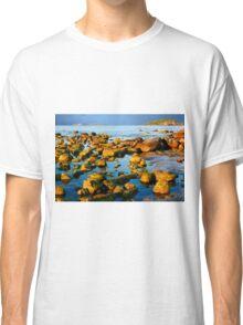 A Rocky Coastline Classic T-Shirt