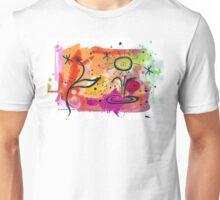 Midnight Garden cycle6 3 Unisex T-Shirt