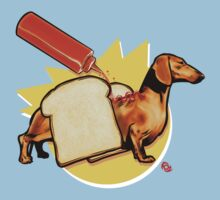 Hot-Dog. by James Fosdike