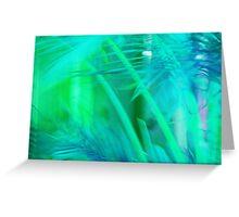 A Tropical Dream Greeting Card