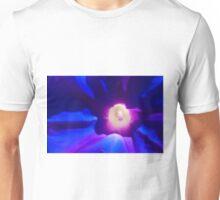 Morning Glory (Ipomoea nil) Unisex T-Shirt