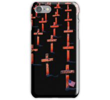 Reminder of the war..... iPhone Case/Skin