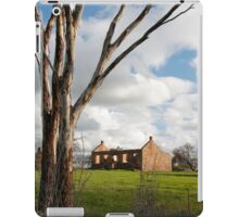 Australian Heritage Farmhouse iPad Case/Skin