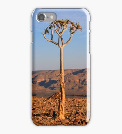 Canyon Quiver Tree iPhone Case/Skin